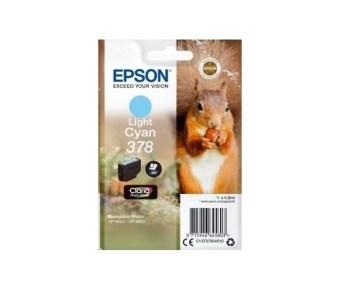 Originálna cartridge EPSON 378 (T3785) (Svetlo azúrová)