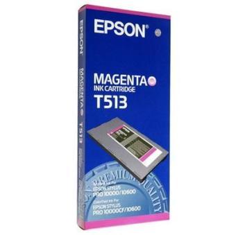 Originálna cartridge EPSON T513 (Purpurová)