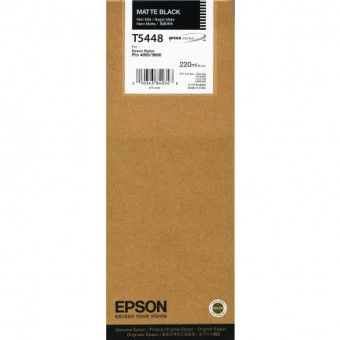 Originálná cartridge EPSON T5448 (Matná čierna)