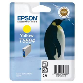 Originálna cartridge EPSON T5594 (Žltá)