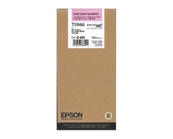 Originálná cartridge EPSON T5966 (Naživo svetlo purpurová)