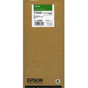 Originálna cartridge EPSON T596B (Zelená)