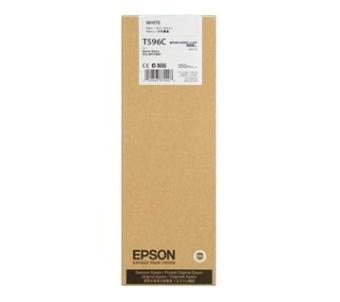 Originálná cartridge EPSON T596C (Biela)