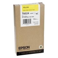 Cartridge do tiskárny Originálna cartridge EPSON T6024 (Žltá)