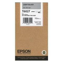 Cartridge do tiskárny Originálna cartridge Epson T6027 (Svetle čierna)