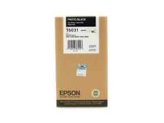 Cartridge do tiskárny Originálna cartridge EPSON T6031 (Foto čierna)