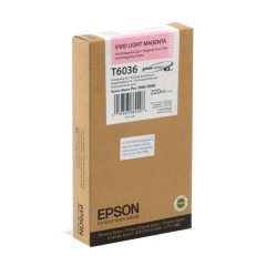Cartridge do tiskárny Originálna cartridge Epson T6036 (Naživo svetlo purpurová)