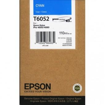 Originálná cartridge EPSON T6052 (Azúrová)
