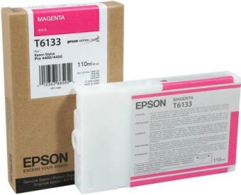 Originálna cartridge EPSON T6133 (Purpurová)