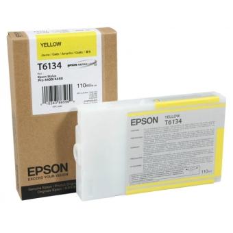 Originálna cartridge EPSON T6134 (Žltá)