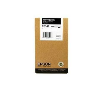Originálna cartridge EPSON T6141 (Foto čierna)
