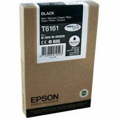 Cartridge do tiskárny Originálna cartridge EPSON T6161 (Čierna)