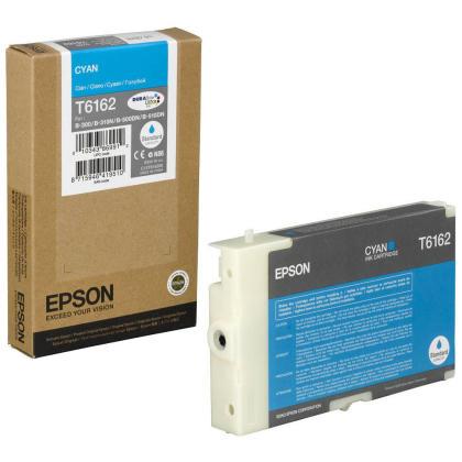 Originálna cartridge EPSON T6162 (Azúrová)