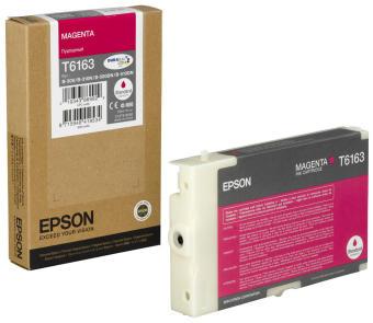 Originálna cartridge  EPSON T6163 (Purpurová)