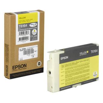 Originálna cartridge EPSON T6164 (Žltá)
