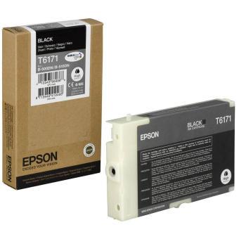 Originálna cartridge  EPSON T6171 (Čierna)