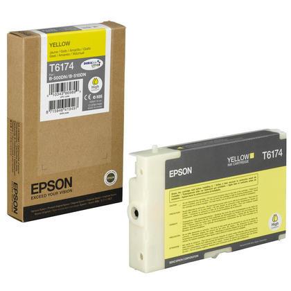 Originálna cartridge EPSON T6174 (Žltá)