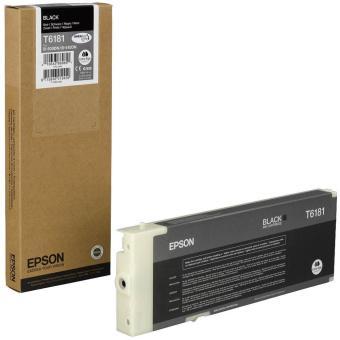 Originálna cartridge EPSON T6181 (Čierna)