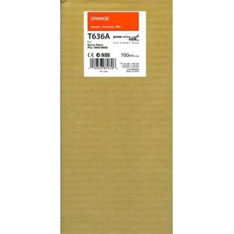 Originálna cartridge EPSON T636A (Oranžová)