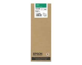 Originálna cartridge EPSON T636B (Zelená)