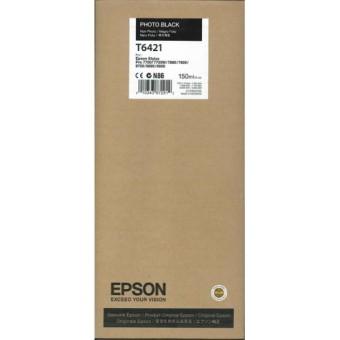 Originálna cartridge EPSON T6421 (Foto čierna)