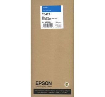 Originálna cartridge EPSON T6422 (Azúrová)