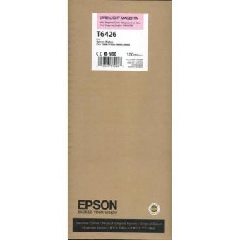 Originálná cartridge EPSON T6426 (Naživo svetlo purpurová)