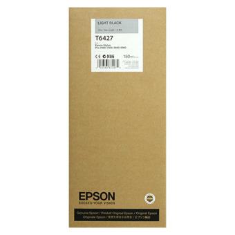 Originálna cartridge EPSON T6427 (Svetle čierna)