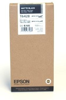 Originálná cartridge EPSON T6428 (Matne čierna)