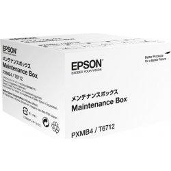 Originálna odpadová nádobka Epson T6712