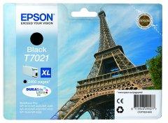 Cartridge do tiskárny Originálna cartridge EPSON T7021 XL (Čierna)