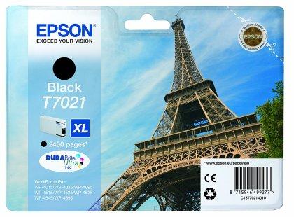 Originálna cartridge EPSON T7021 XL (Čierna)