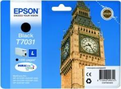 Cartridge do tiskárny Originálna cartridge EPSON T7031 L (Čierna)