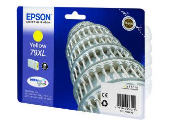 Originálna cartridge  EPSON T7904 (Žltá)