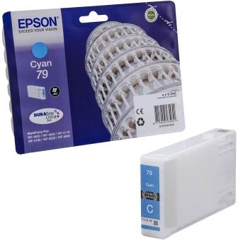 Originálna cartridge EPSON T7912 (Azúrová)
