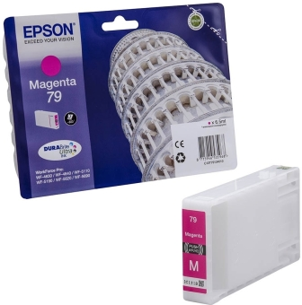 Originálna cartridge  EPSON T7913 (Purpurová)