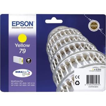 Originálna cartridge EPSON T7914 (Žltá)