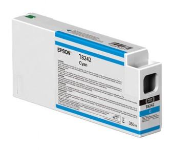 Originálna cartridge EPSON T8242 (Azúrová)