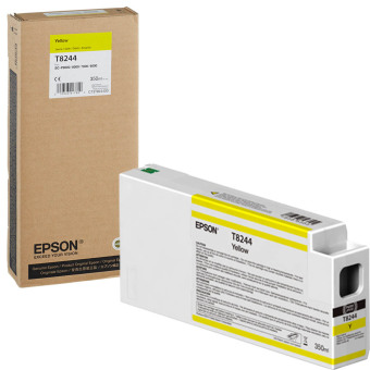 Originálna cartridge EPSON T8244 (Žltá)