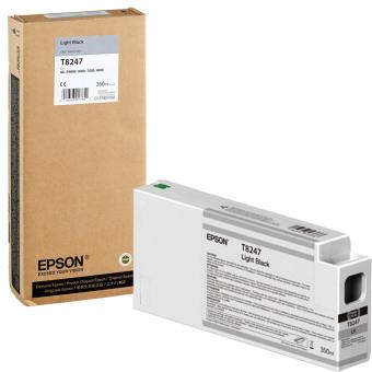 Originálna cartridge Epson T8247 (Svetlo čierna)