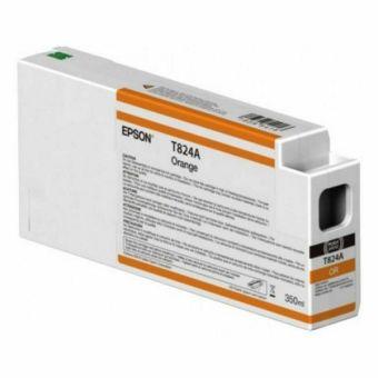 Originálna cartridge  EPSON T824A (Oranžová)