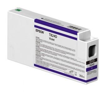 Originálna cartridge EPSON T824D (Fialová)