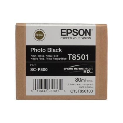 Originálna cartridge EPSON T8501 (Foto čierna)