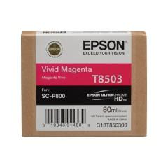 Cartridge do tiskárny Originálna cartridge EPSON T8503 (Purpurová)
