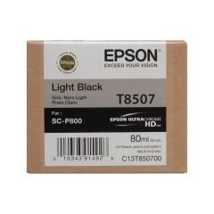 Cartridge do tiskárny Originálna cartridge Epson T8507 (Svetlo čierna)