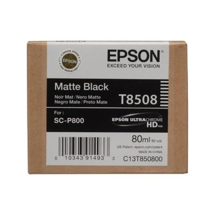Originálna cartridge EPSON T8508 (Matná čierna)