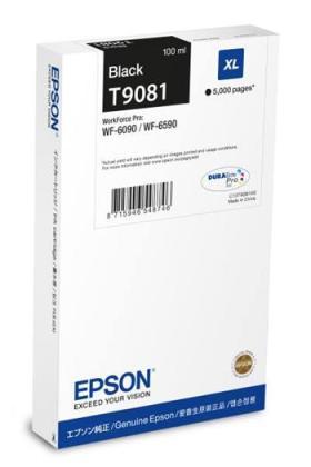 Originálna cartridge EPSON T9081 (Čierna)