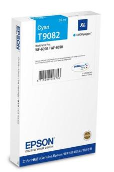 Originálna cartridge EPSON T9082 (Azúrová)