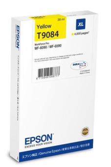 Originálna cartridge EPSON T9084 (Žltá)