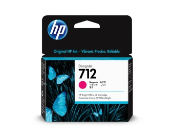 Originálna cartridge HP č. 712 (3ED68A) (Purpurová)